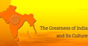 greatness of india and its culture