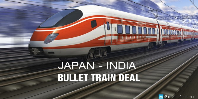 Placing the Proposed Bullet Train in the Right Context