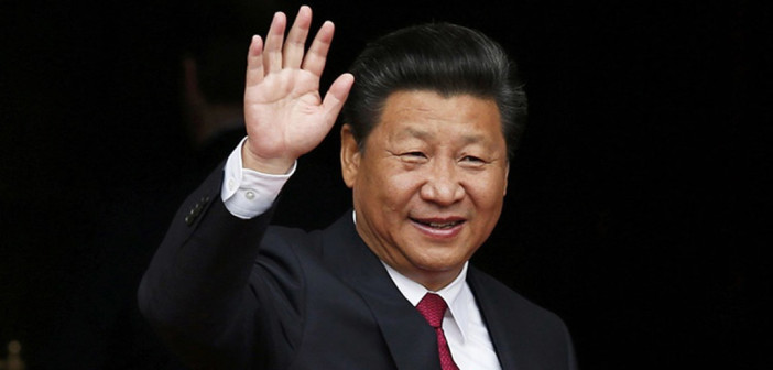 Welcome China's 'President for Life'