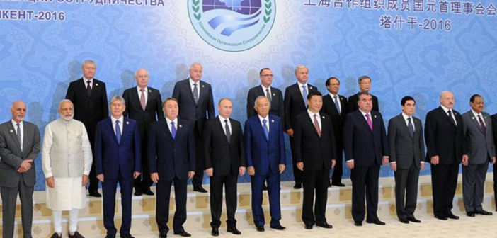 Two Contrasting Summits – G-7 and SCO