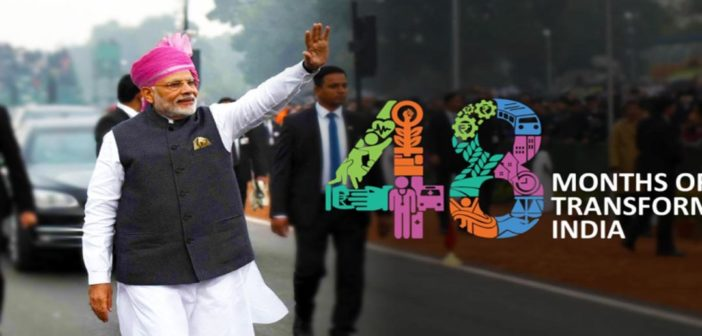 Four Years of The Modi Government: An Assessment