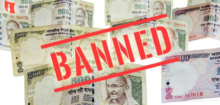 The Relevance and Necessity of Demonetization