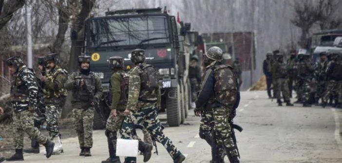 Post-Pulwama Developments in Kashmir