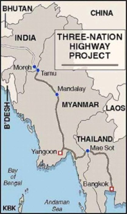 India-Myanmar Relations and the Third Surgical Strike - Let