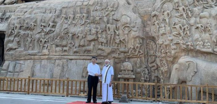 Modi-Xi Mahabalipuram Summit: Carrying the Wuhan Spirit Forward