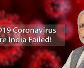COVID19 Coronavirus: Where India Failed