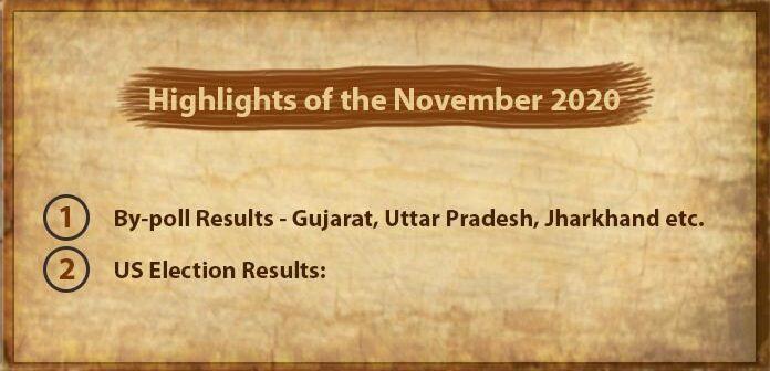 Highlights November 2020