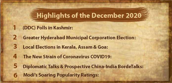 Highlights December 2020