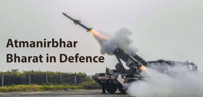 Towards an Atmanirbhar Bharat in Defence