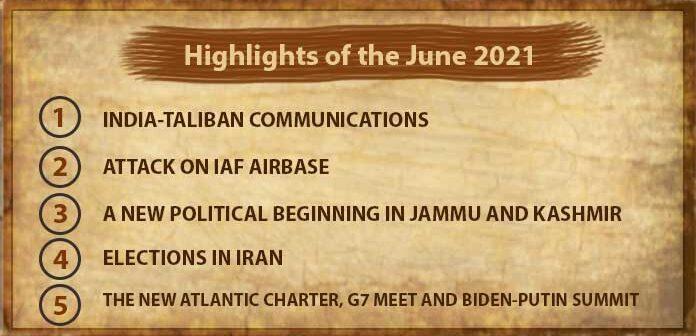 Highlights June 2021