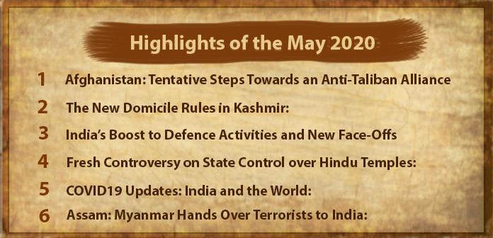 Highlights May 2020