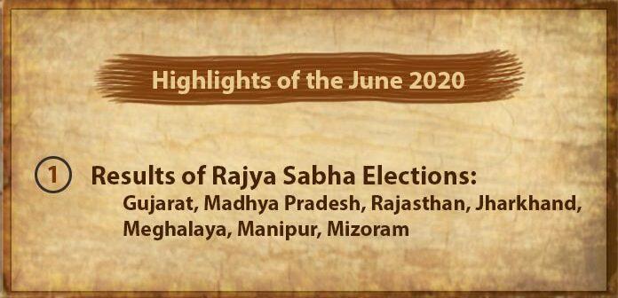 Highlights June 2020