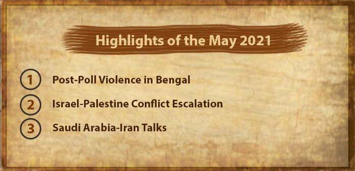 Highlights May 2021